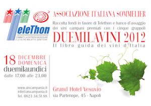 AIS Campania per TeleThon
